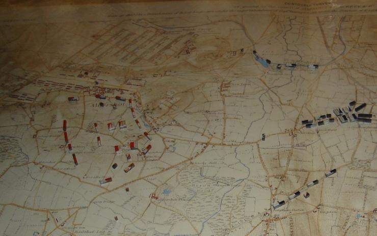 British game map